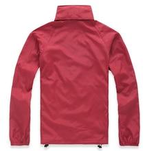 NaranjaSabor 2018 Men's Quick Dry Skin Jackets Women Coats Ultra-Light Casual Windbreaker Windproof Men Brand Clothing 15 Colors
