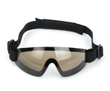 FMA LOW PROFILE EYEWEAR for Airsoft Paintball outdoor sport GLASS sports goggles
