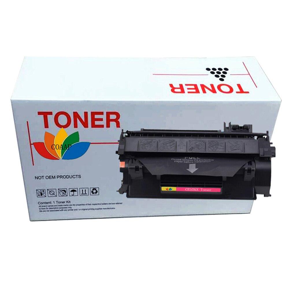 1x Kompatibel hp ce505x tonerkartusche für LaserJet P2035 P2035N P2050 P2055 P2055D...