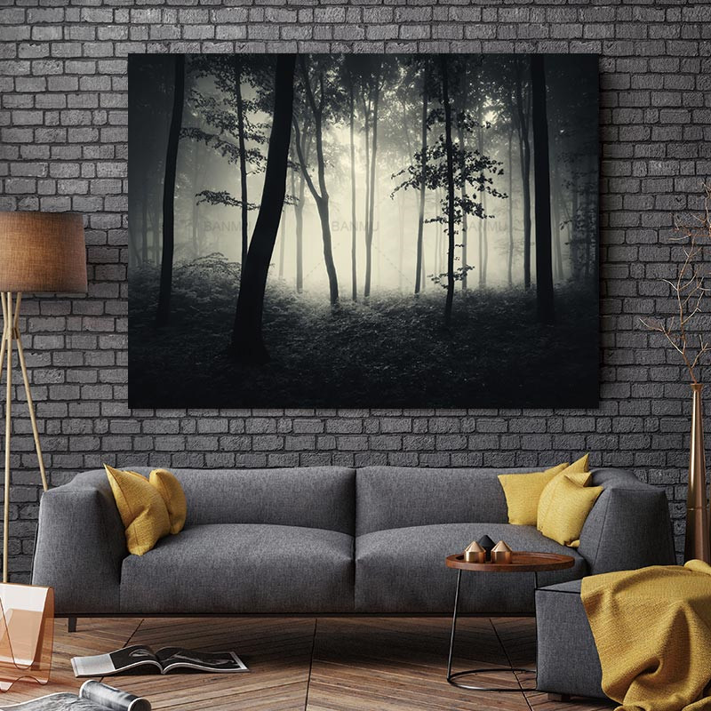 Canvas Art Wall Painting Landscape Poster Picture Wall Art Home Decoration Decorative Picture For Living Room Canvas Painting