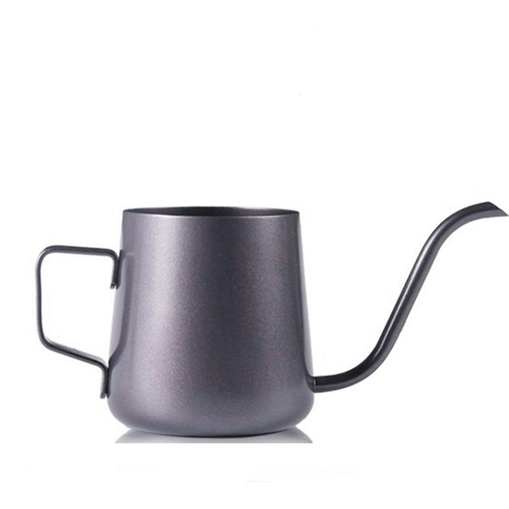 Water Coffe Milk Tea Pot Stainless Steel Teapot Heat Resistant Coffee Pot Mini Teakettle Kitchen Accessories