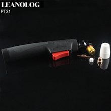 LG40  Air Plasma Cutter Cutting Consumable PT31 torch and PT31 Tips Electrodes  For CUT30 40 50 Plasma Cutter цены
