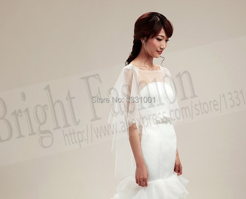 White dress bright accessories china