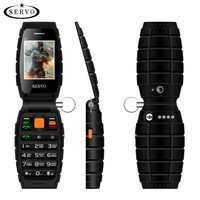 Three SIM Original Phone SERVO V7 2.4