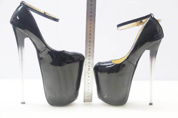 22cm Mode De 19cm Sexy Été Partie Grande 19cm Femmes 16cm Haute Mince 22cm Printemps Taille 16cm Talons Pompes Discothèque Super 43 Chaussures 34 Nouvelle 18xFwqFp