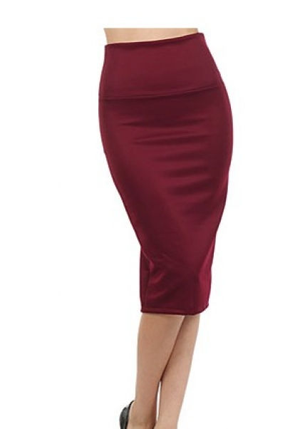 Aliexpress.com : Buy Free Shipping 50s Style Burgundy Bombshell ...