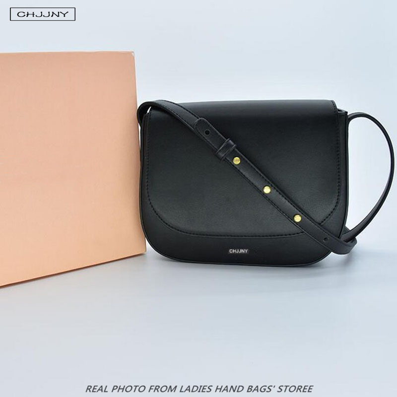 0e62707fac49 Mansur Gavriel brand leather mini small crossbody handbag for women fashion  saddle for girl messenger bag