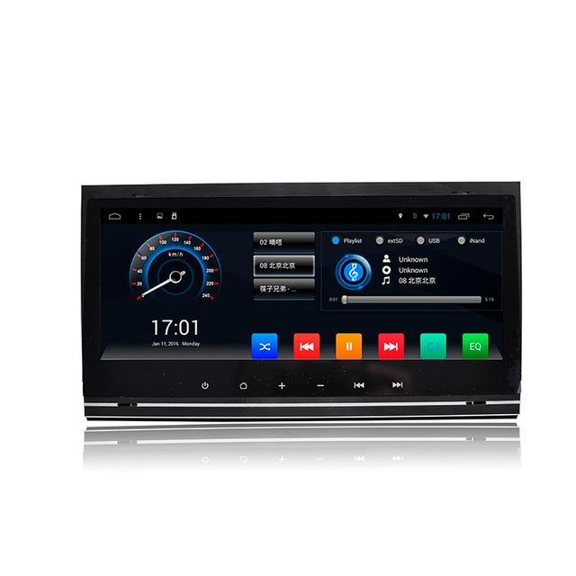 Aoluoya RAM 2GB Android 6.0 2 Din CAR Radio DVD GPS Player For AUDI A4 S4 RS4 2002-2007 2008 Car audio navigation head unit WIFI