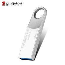Kingston USB Flash Drive Pen Drive USB3.zero 64GB Disk USB Three.zero Metallic Ring Pendrive Reminiscence Stick Storage character Machine U Disk