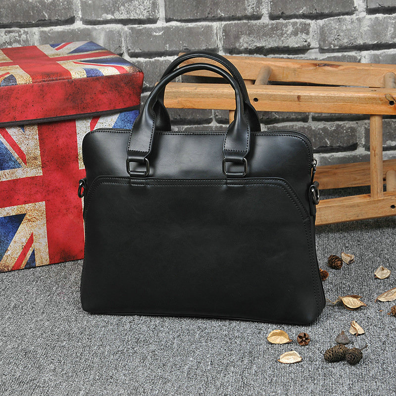New Design PU Leather Briefcase for Men 1