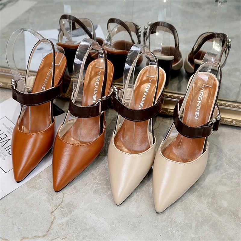 Chaussures femme 2018 primavera bombas trabalho sexy sapatos de salto alto apontado ol escritório elegante sapatos de casamento feminino dames schoenen