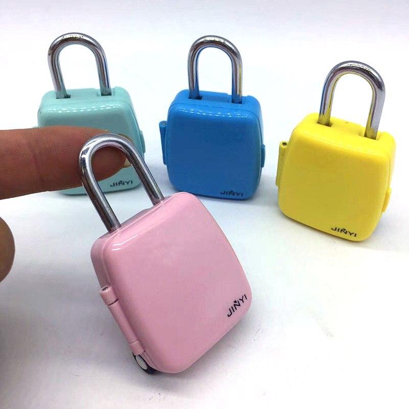 Aliexpress.com : Buy New Travel 3 Digit Code Safe Combination Luggage Password Lock Padlock