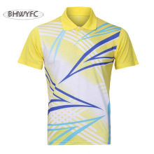 BHWYFC Men/Women Table Tennis Shirt Badminton Shirt Men Quick Dry Apparel Sportswear Table Tennis Clothes