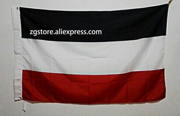 US $7 8 |Flag of the German Empire Flag 3X5FT 150X90CM Banner brass metal  holes-in Flags, Banners & Accessories from Home & Garden on Aliexpress com  |