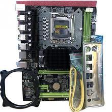 1366 LGA1366 X58 LGA 1366 материнская плата X58 материнская плата X58 Pro Материнская плата RX Дискретная графическая регистровая и ecc-память двухканальный Xeon Intel