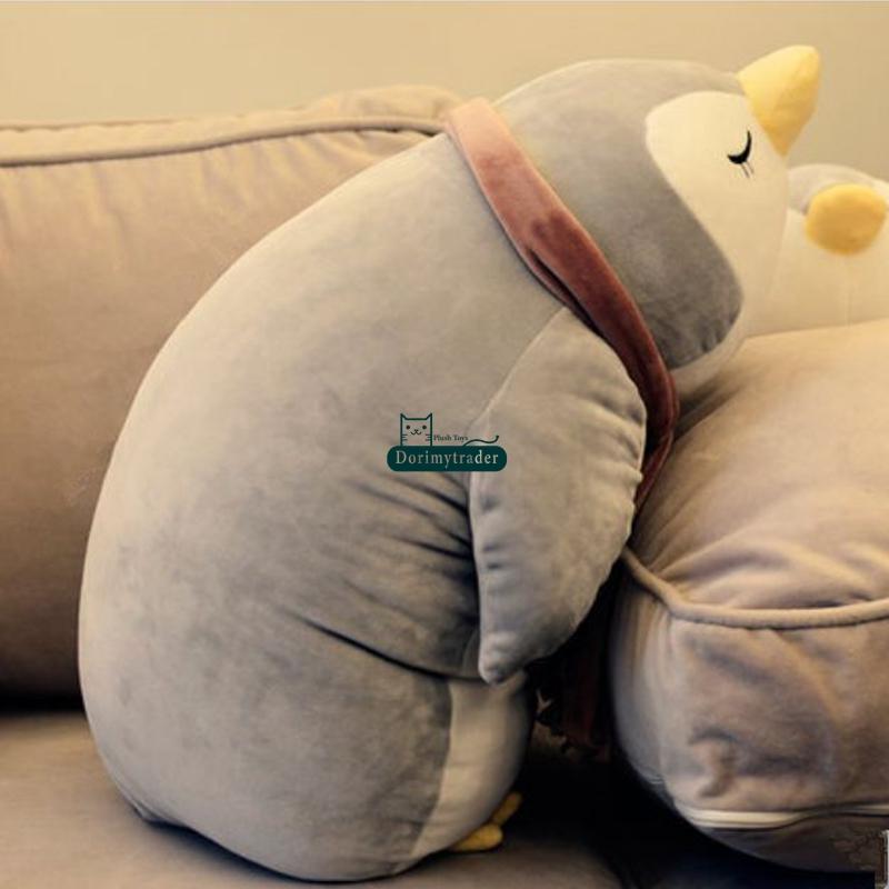 Rainbow Twist Pop Pillow Plushie Softie