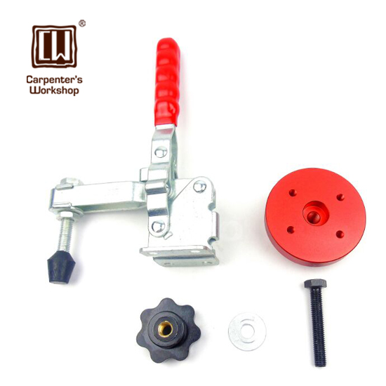 цена на Woodworking Fast Positioning Clamp Fast Eccentric Swage Woodworking Assistive Tool