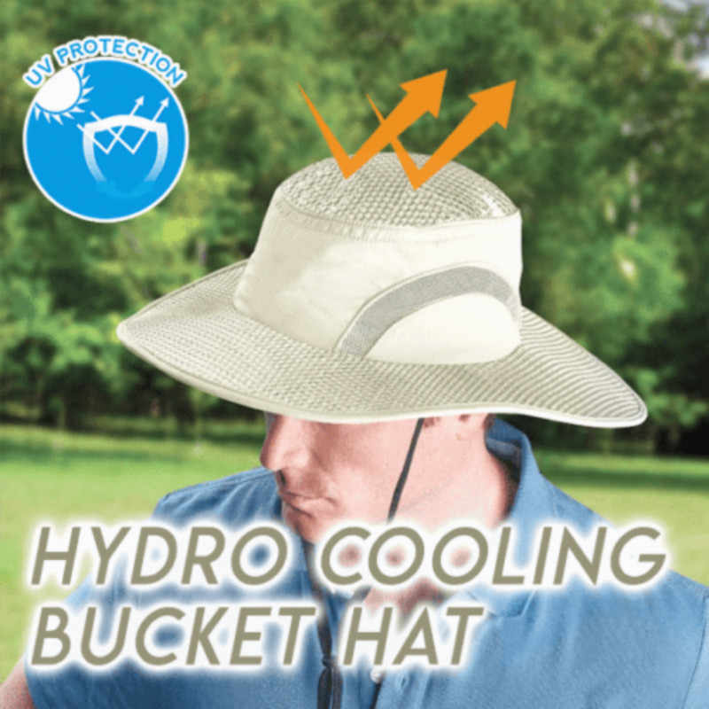 Sıcak satış geniş Arctic hızlı soğutma buz kapağı güneş koruyucu hidro soğutma kova şapka Arctic şapka UV koruma serin korumalı olmadan logo