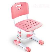 Di alta qualità regolabile in altezza i bambini che imparano sedia sollevabile sedia apprendimento ingegneria del corpo alunni sedia