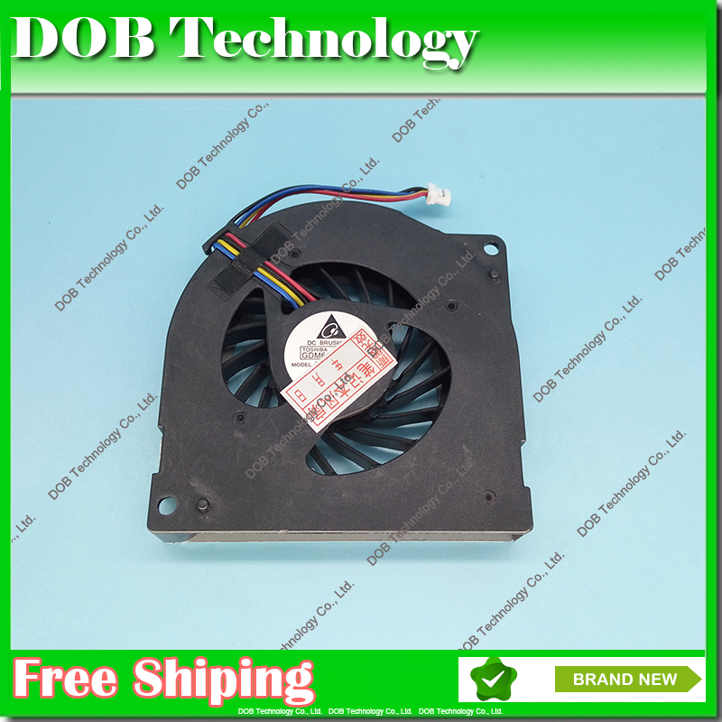 Laptop CPU Cooling Fan For Toshiba Tecra A8 A11 M10 For Satellite L21 GDM610000428 KDB0605HB-9G64 UDQFC65E5DT0 GDM610000392