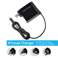 12V 2A 24W Laptop Power Adapter For Asus Notebook C100P With US UK EU AU 4 Plugs