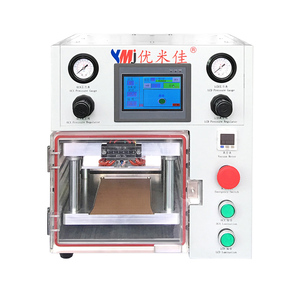 Image 4 - YMJ ואקום OCA למינציה מכונת כפול לחץ ויסות שסתום נייד למינציה עבור Samsung iPhone מסך תיקון