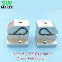 2 шт., ремень держатель для 3D принтера Anet A6/A8