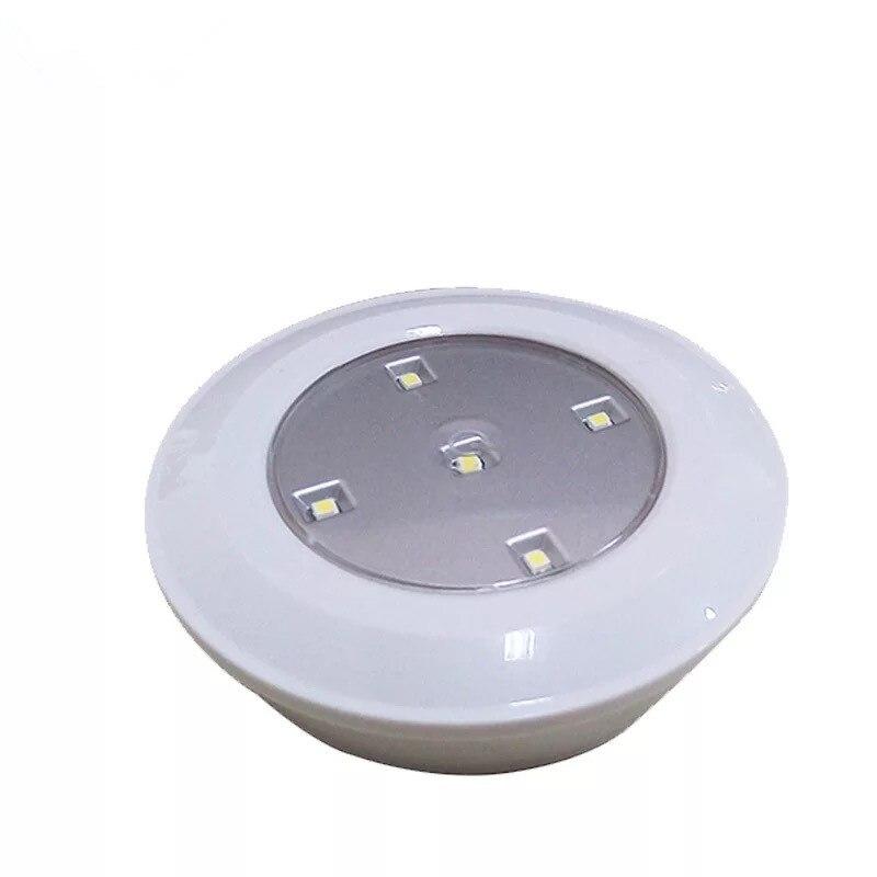 LED Lumière Du Cabinet Cuisine Chambre À Distance Ouvert Armoire Lumière Sans Fil Magnétique Couloir Escalier Lumière Nuit Lumière