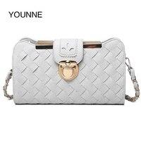 YOUNNE Fashion Women S Handbags PU Leather Evening Clutch Bag Purses And Handbag Ladies Girl S