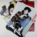 8*(42x29cm)EXO Park Chan Yeol ChanYeol posters Wall Stickers