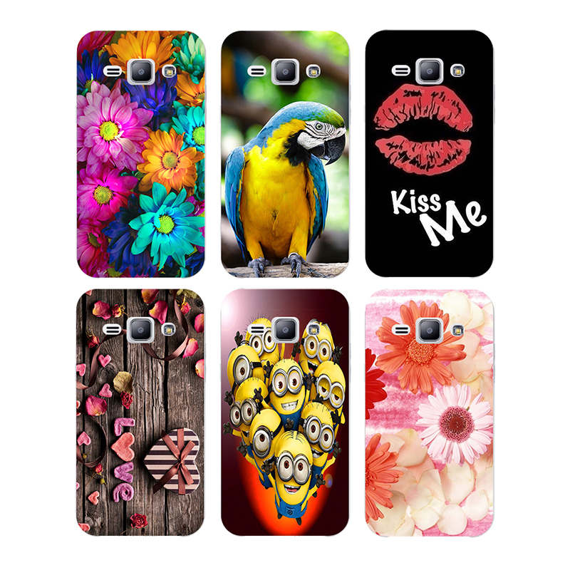 Soft TPU Silicone Coque For <font><b>Samsung</b></font> <font><b>Galaxy</b></font> <font><b>Star</b></font> <font><b>Advance</b></font> <font><b>G350e</b></font> SM-<font><b>G350E</b></font> <font><b>Galaxy</b></font> <font><b>Star</b></font> 2 Plus Case Plants Back Cover Phone Case image