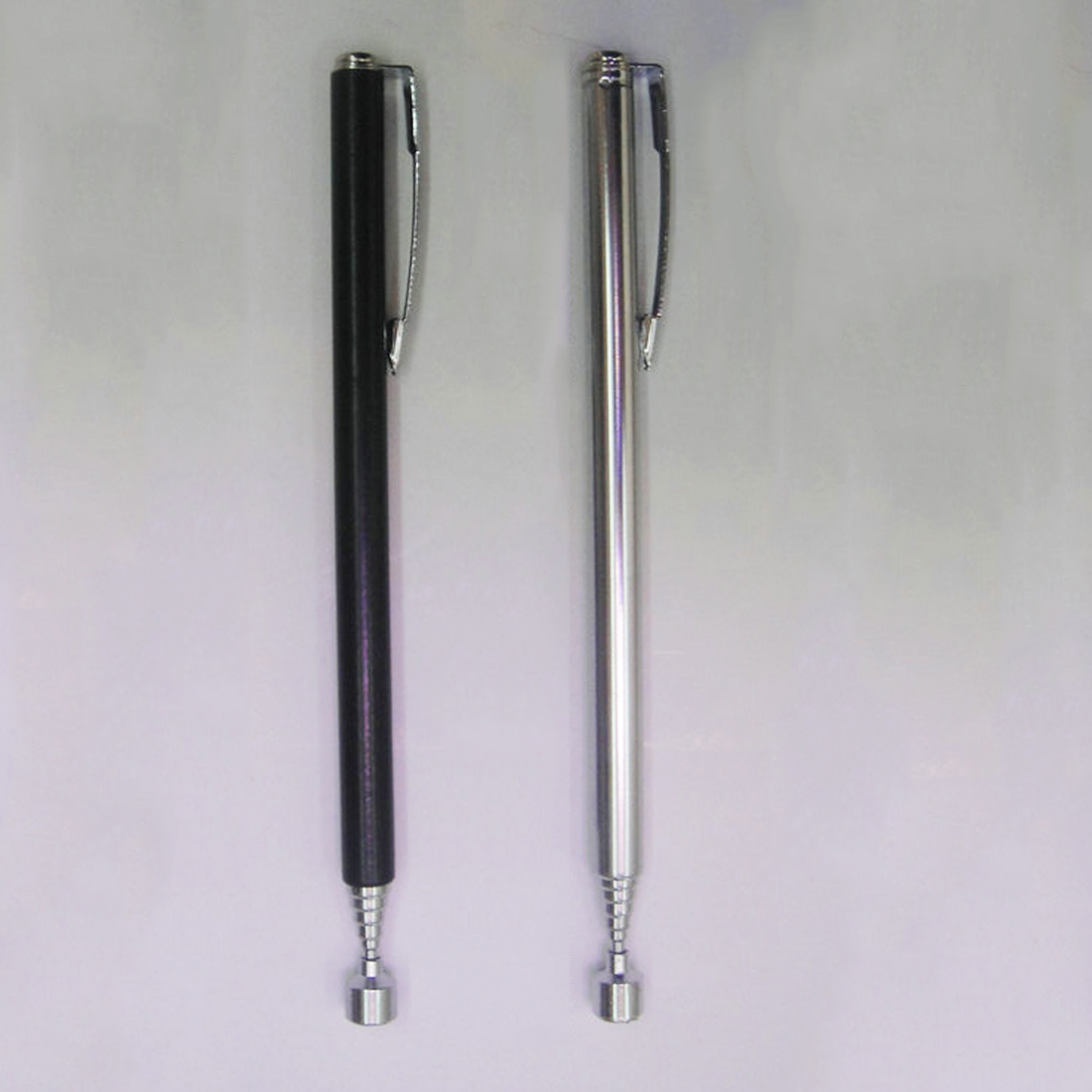High Quality And Inexpensive Easy Bar Magnet Telescopic Portable Silver / Black 4.92~25.59inch (adjustable) Hand Tool