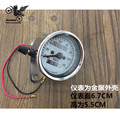 universal pro motorbike Dual Odometer Speedometer Speed Gauge universal motocross ATV moto Velocimetro motorcycle Instruments