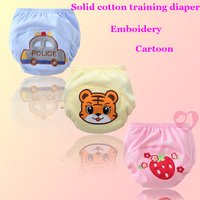 1 Piece Baby Training Pants/Baby Diaper/Washable Diapers/Cotton Learning Pants/Cotton baby cloth diaper