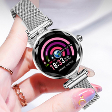 2019 New Luxury Smart Watch Women Sport IP67 Waterproof Bluetooth For Android IOS Iphone Smartwatch Gift For Girlfriend P30