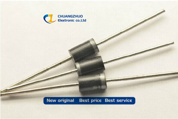 20pcs/lot New Original  BY2000 DO-201AD Fast Recovery High Voltage Rectifier Diode 3A 2000V