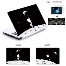 Novo Hot Para MacBook Luva Do Portátil Notebook Case Capa Para MacBook Air Pro Retina 11 12 13 15 13.3 15.4 polegada Torba Teclado Enseada