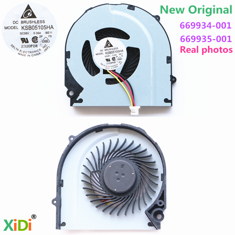 NEW CPU FAN FOR HP Pavilion DM4-3000 DM4-3024TX DM4-3025TX CPU COOLING FAN 669934-001 669935-001 574680 001 1gb system board fit hp pavilion dv7 3089nr dv7 3000 series notebook pc motherboard 100% working