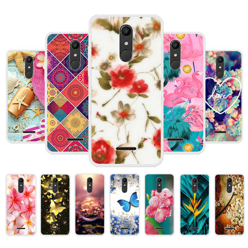 3D DIY Zachte Geschilderd Case Voor Wiko Upulse Lite Case Voor Wiko U pulse Lite Case Silicone Back Covers Fundas upulse Coque Behuizingen