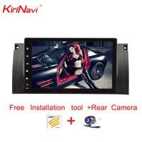KiriNavi Высокое качество android 7,1 9 дюймов Сенсорный экран стерео для BMW gps радио M5 1995 2003 E39 1995 2003 E53 2000 2007