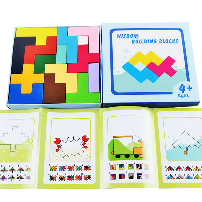 Kids Early Cognitive Puzzle Toy Montessori Teaching Aids Free Shipping Wooden Puzzle Toys 26pcs Alphabet Board Puzzle