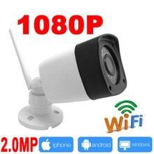 ip camera wifi 1080P outdoor cctv surveillance system wireless Waterproof security cam mini ipcam infrared home wi-fi JIENU