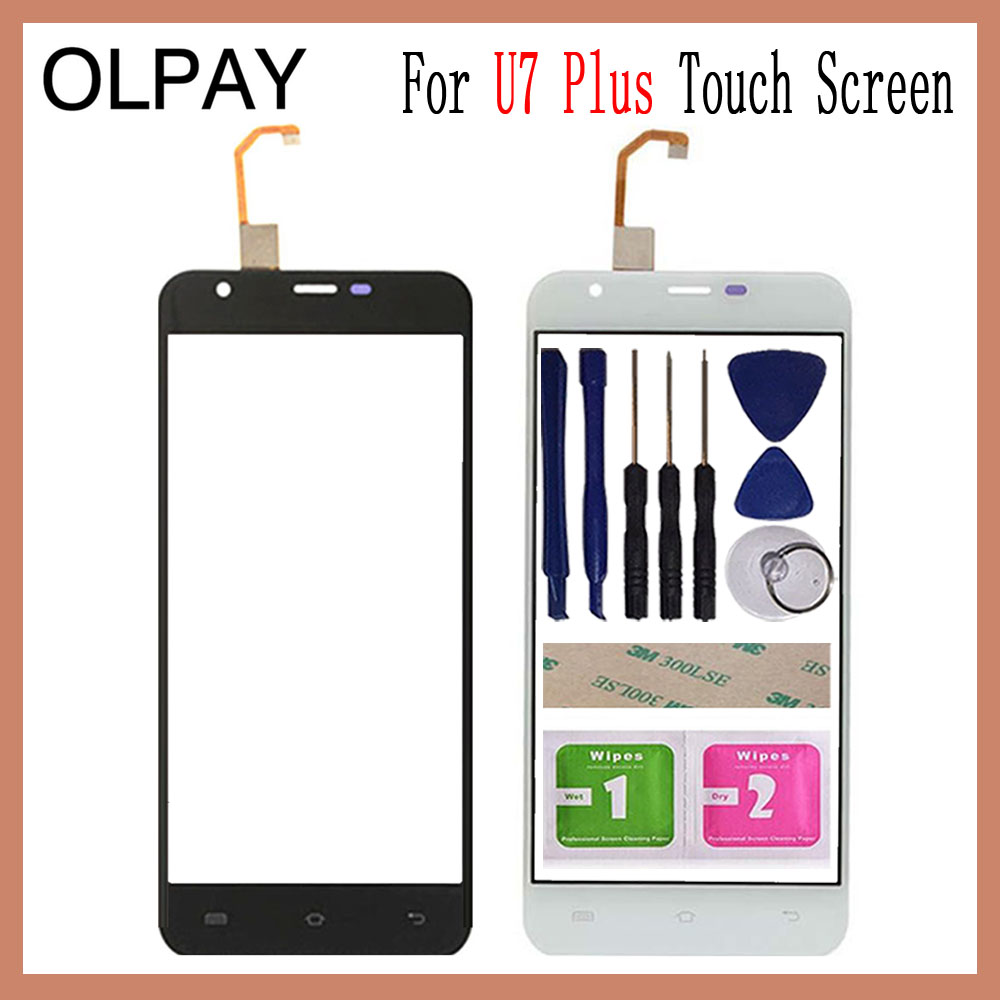 OLPAY 5.0 For Oukitel U7 Plus Touch Screen Touch Digitizer Panel Glass Tools Free Adhesive And WipesOLPAY 5.0 For Oukitel U7 Plus Touch Screen Touch Digitizer Panel Glass Tools Free Adhesive And Wipes