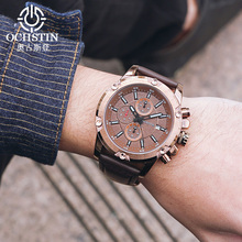 OCHSTIN Military Watch Men Top Brand Luxury Famous Sport Watch Male Clock Quartz Wrist Watch Relogio Masculino 2018 Black