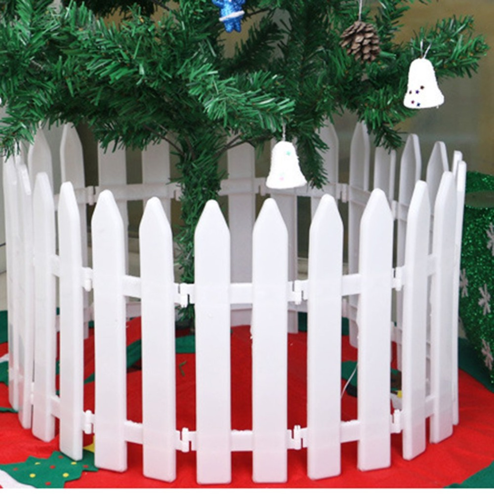 Christmas Tree Gates For Dogs: Christmas Tree Fence Decoration Anti Bite Dog Cats Home