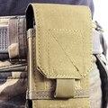 Sacos de Cintura Dos Homens da Correia militar Nylon Carteira Do Telefone Móvel Pacote de Cintura Viagem