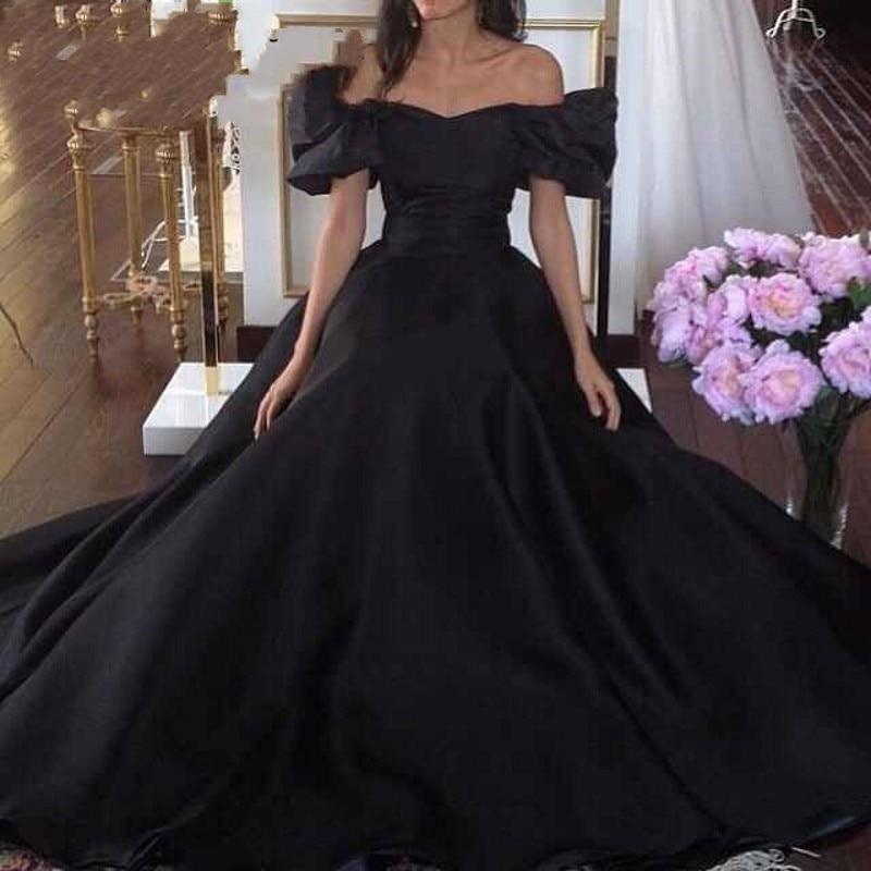 Popular Long Black Ball Gowns-Buy Cheap Long Black Ball Gowns lots ...