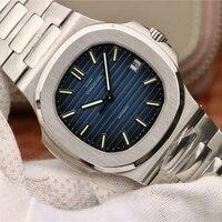 Zegarki mechaniczne automatyczny wiatr zegarek szkieletowy z tourbillonem z powrotem zegarek marki GMT luminous znaki szafirowe szkło automatyczny męski zegarek w Zegarki mechaniczne od Zegarki na