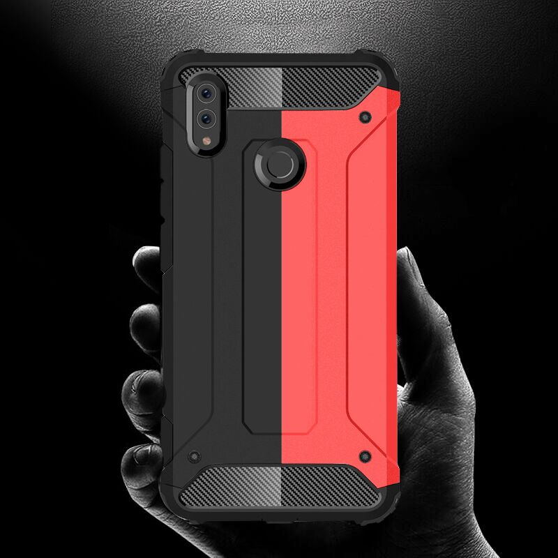 Luxury <font><b>Shockproof</b></font> Armor <font><b>Case</b></font> Cover On The For <font><b>Huawei</b></font> Honor 10 9 Lite 7C 7A 8X P Smart <font><b>2019</b></font> <font><b>Case</b></font> For <font><b>Huawei</b></font> Y6 <font><b>Y7</b></font> Prime 2018 <font><b>Case</b></font> image