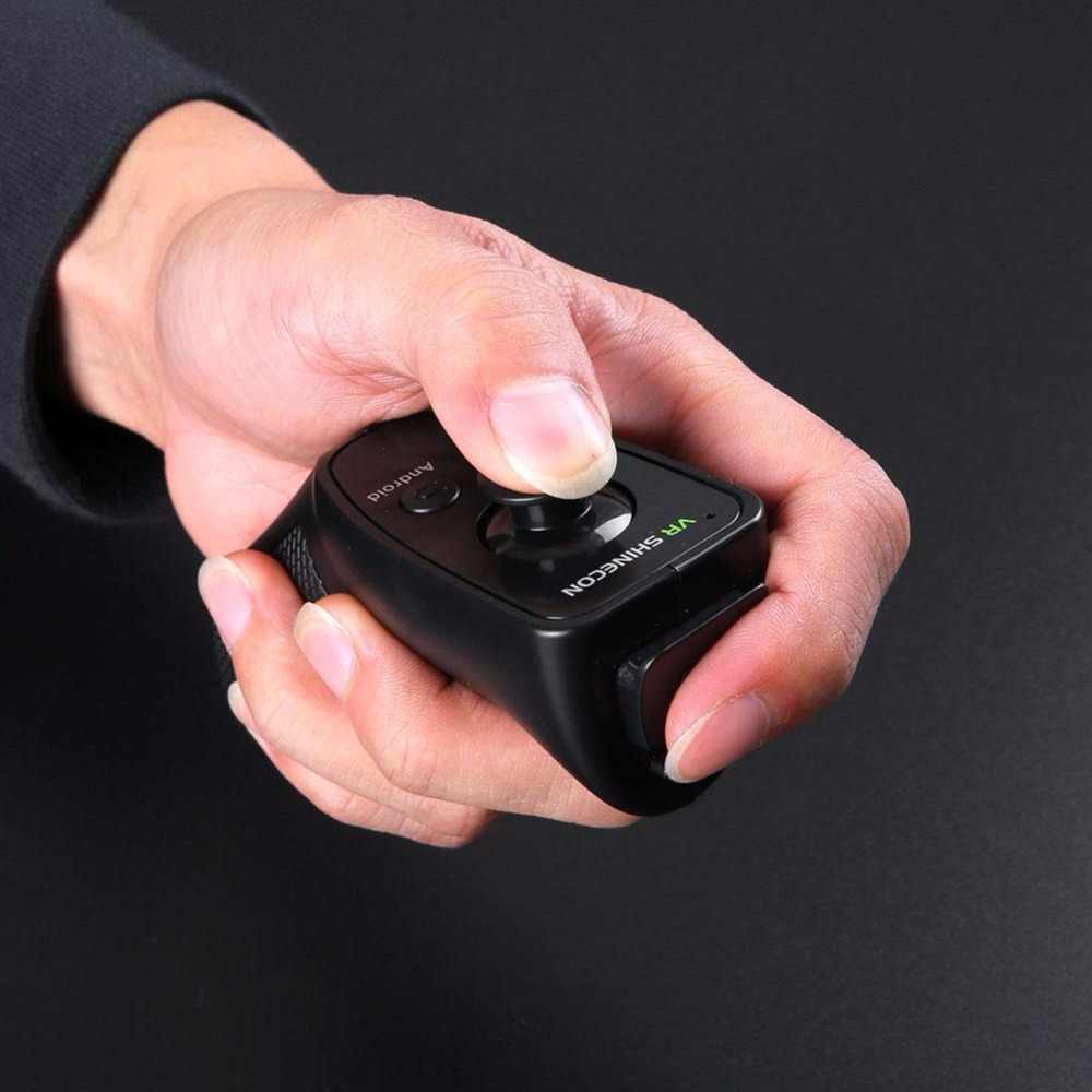 Shinecon VR Bluetooth 3,0 пульт дистанционного управления Универсальный Беспроводной Джойстик Геймпад музыка селфи геймпад для Android-смартфон